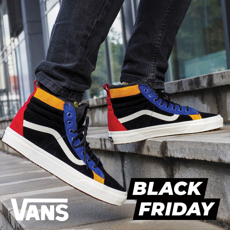 Vans sneakers - Black Friday