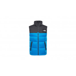 f136c78ade45 The North Face M 1992 Nuptse Vest Bmrblu Aphltgry T92ZWNAA2