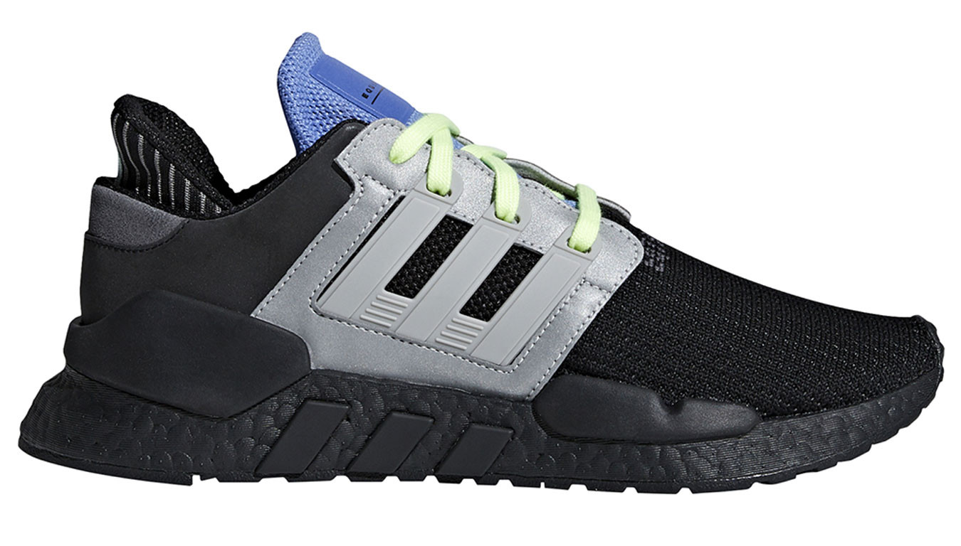 adidas Eqt Support 9118 Core Black