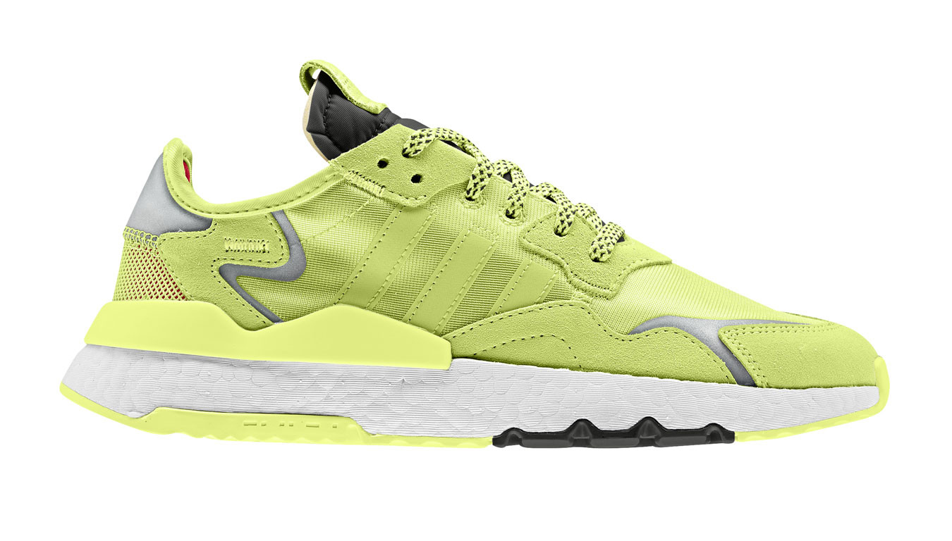 adidas nite jogger homme solde