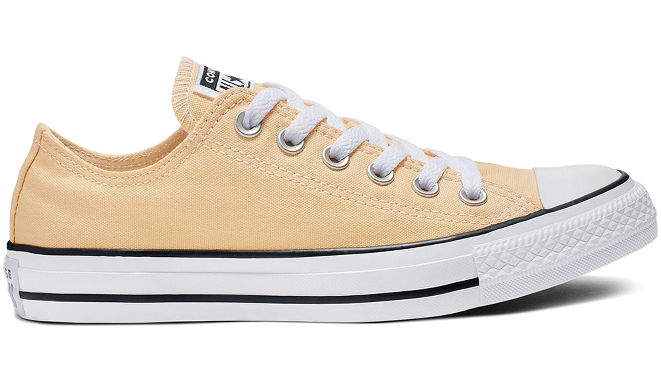Converse Chuck Taylor All Star Seasonal Colour Pale Vanilla