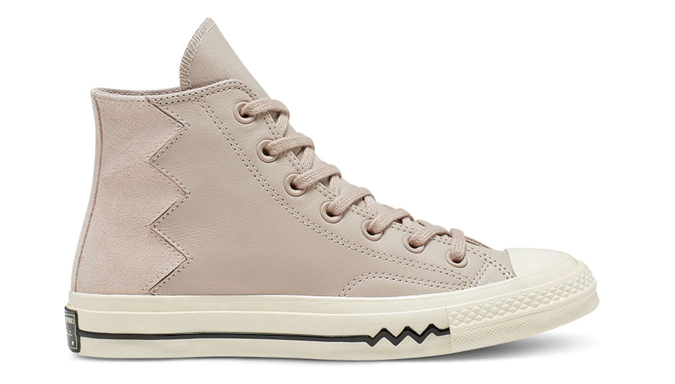 Converse Voltage VLTG Leather and Suede Chuck 70